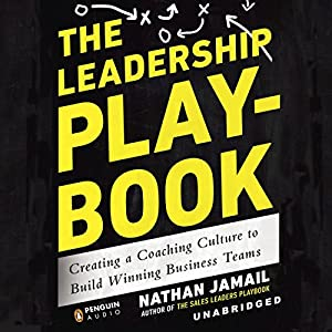 The Leadership Playbook Audiobook