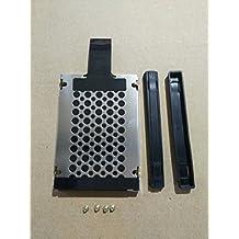 Nbparts 9.5mm Hard Drive Caddy Rails for Lenovo Thinkpad T400 T400s T410 T410i T500 T510 T510i T520 T520i T530