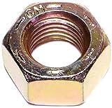 Hard-to-Find Fastener 014973261733 7/16-20-Inch Grade 8 Fine Hex Nuts, 25-Piece