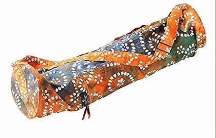 Amazon.com   Hugger Mugger Batik Yoga Mat Bag 0a2c1e5c1a871