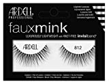 Ardell Faux Mink #812 Black Lashes (3 Pack)