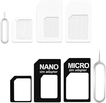 Transformez Une Carte Nano Sim En Adaptateur Micro Standard Pour Iphone Samsung 4g Lte Usb Wireless Router Amazon Fr Instruments De Musique