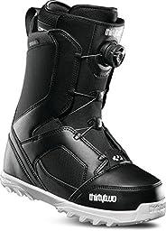 THIRTY TWO STW BOA Snowboard Boots Mens Sz 5 Black