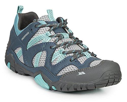 Foile de Zapatillas Deporte Mujer para Exterior Steel Trespass Gris 7dqSwxTqE