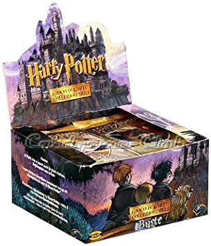 Harry Potter - Juego de cartas intercambiables ...