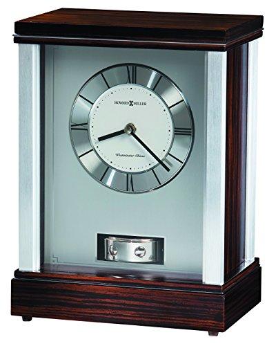 Howard Miller Gardner Clock - Transitional Accent Floor Lamp