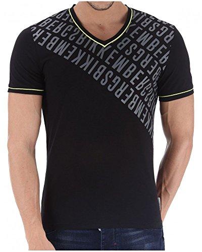 bikkembergs-tshirt-dirk-bikkembergs-over-logo-xl-black