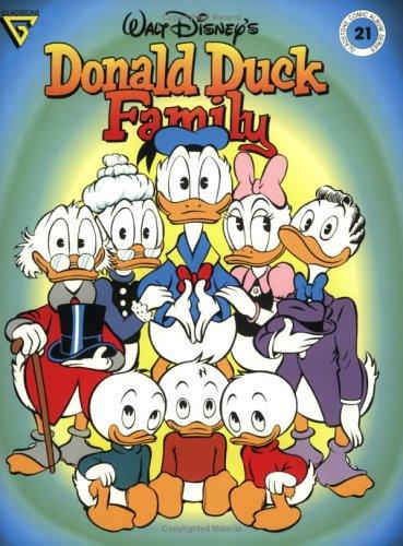 Walt Disney's Donald Duck Family (Gladstone Comic Album Series No. 21): Barks, Carl: 9780944599228: Amazon.com: Books