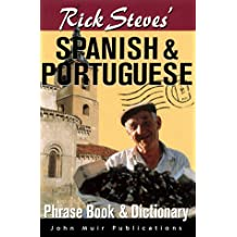 Rick Steves Spanish And Portuguese Phrase Book And Dictionary
