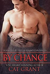 By Chance: Gay, M/M, new adult, college, first time, virgin hero, short read (Courtland Chronicles series Book 1) (English Edition)