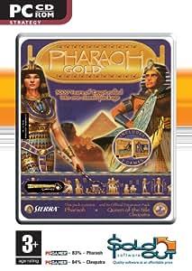 Pharaoh Gold (PC CD) [Importación inglesa]