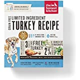 Honest Kitchen Limited Ingredient Turkey Dog Food Recipe  2 lb box - Marvel