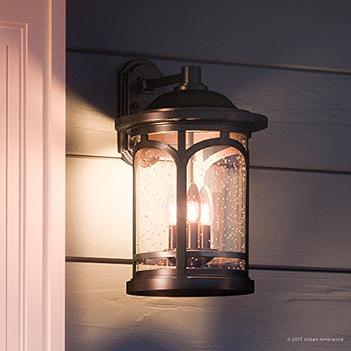 Outdoor Lighting For Colonial Style Home in US - 4