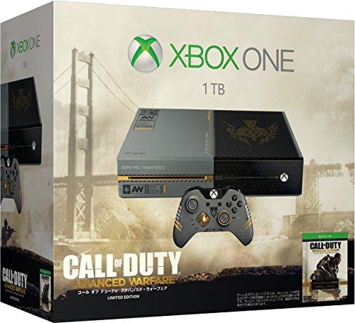 XboxOne本体 1TB「コール オブ デューティ アドバンスド・ウォーフェア」リミテッドエディションの商品画像
