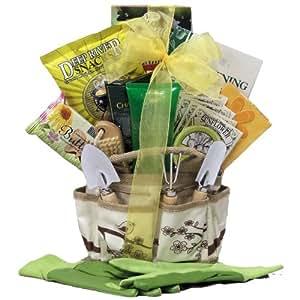 GreatArrivals Gift Baskets Gardening and Gourmet Gift Basket