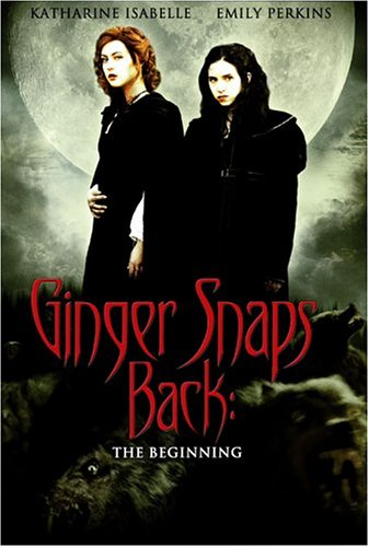 DVD : Ginger Snaps Back 3: The Beginning (DVD)