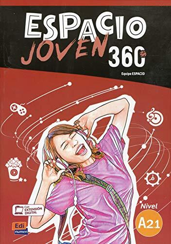 Espacio Joven 360 A2.1 Podrecznik