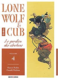 Book's Cover ofLone Wolf & Cub tome 4