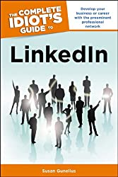 Complete Idiots Gde LinkedIn (Complete Idiot's Guides (Computers))