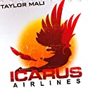 Icarus Airlines Performance by Taylor Mali Narrated by Taylor Mali, Emil Brikha