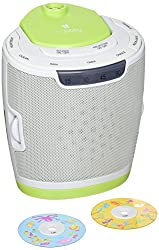 Mybaby Soundspa Lullaby Sound Machine & Projector, Auto-off Timer, Includes Picture Disks, Projection, Plays 6 Sounds & Lullabies, Twinkle Twinkle, Little Star, Rock-a-bye Baby, Myb-s300