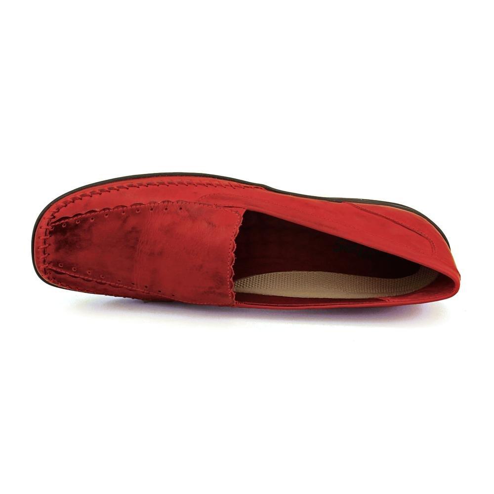 Walking Cradles Womens Tippy B008ZW0UUA Leather Closed Toe Loafers B008ZW0UUA Tippy 9 B(M) US|Brick 0fbac1