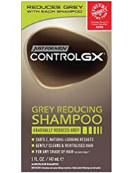 Just For Men Control GXGrey ReducingShampoo, 5 Fluid Ounce