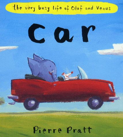 Very Busy Life Olaf and Venus:Car (The Very Busy Life of Olaf & Venus) ebook
