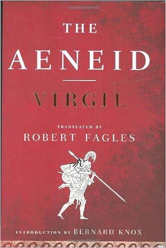 Amazon com: The Aeneid (9780670038039): Virgil, Robert