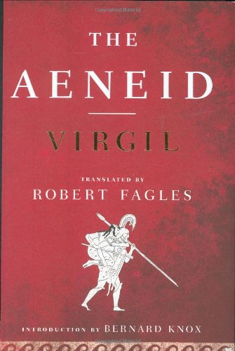 Book cover for Aeneid