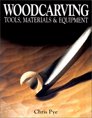 Woodcarving Tools, Materials & Equipment
