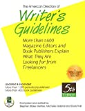 The American Directory of Writer's Guidelines, , 1884956513