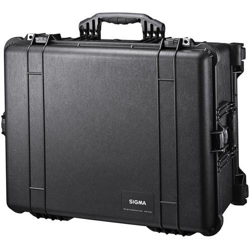 Sigma PMC-002 Polymer Hard Multi-Lens Case by Sigma