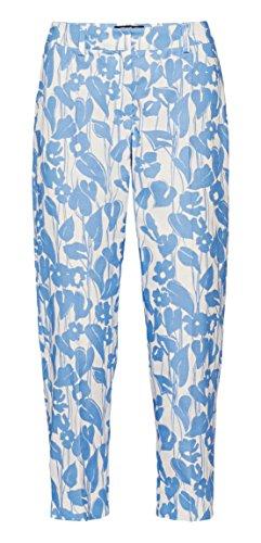 Azzurro Fantasia Pantaloni Lauro Pennyblack Donna qB8wHUf