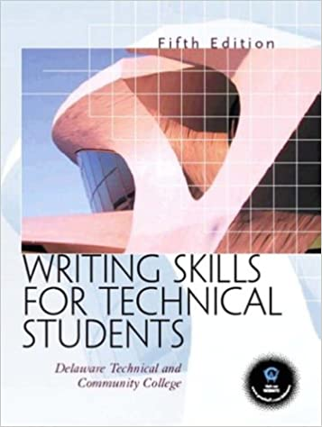 Amazon.com: Writing Skills for Technical Students (5th Edition ...