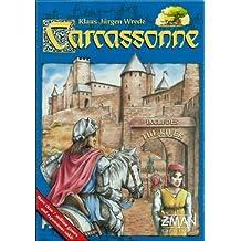 Z-Man Games 78000ZMG Carcassonne Basic Game