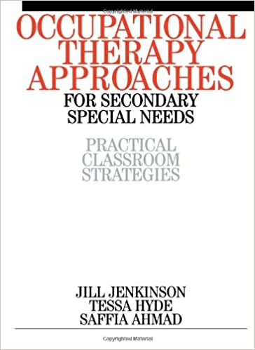 Book Occupational Therapy Approaches: Practical Classroom Strategies