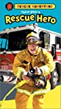 Real Wheels: There Goes a Rescue Hero [VHS]