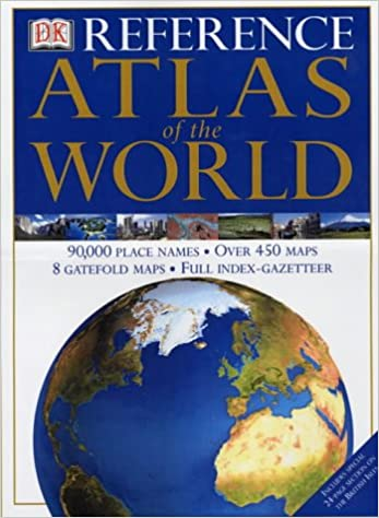 Dorling kindersley world atlas millennium edition milenium dorling kindersley world atlas millennium edition milenium 9780751307184 amazon books gumiabroncs Image collections