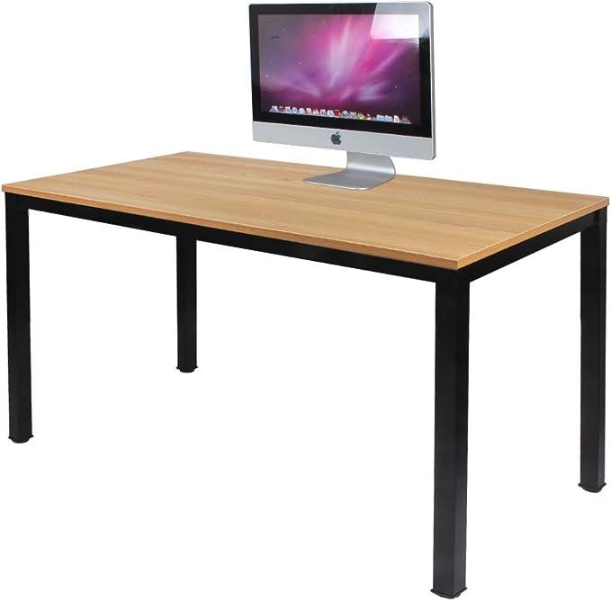 Need Escritorios 120x60cm Mesa de Ordenador Escritorio de Oficina ...