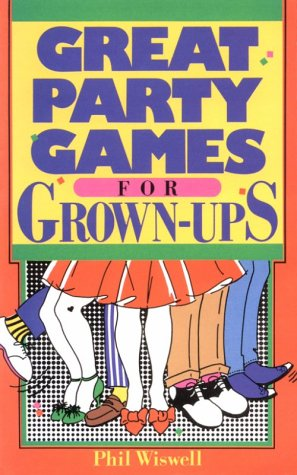 Great Party Games For Grown-Ups
