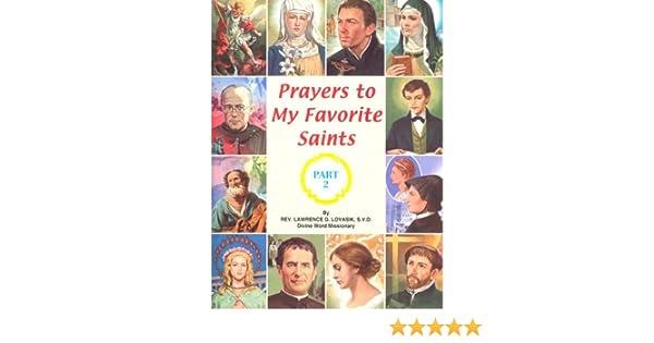 Popular saints to pray to