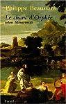 Le chant d'Orphée selon Monteverdi par Beaussant
