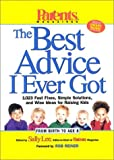 The Best Advice I Ever Got, Sally Lee, 1579546641