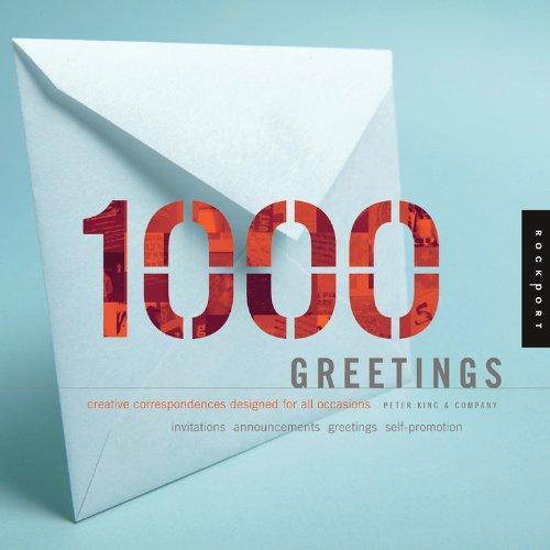 Download 1,000 Greetings (1000 Series) ebook