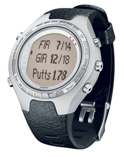 Suunto G6 Pro Wrist-Top Personal Golf Computer Watch by Suunto