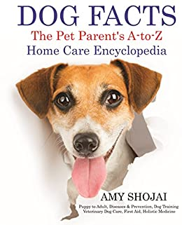 Dog Facts by Amy Shojai ebook deal