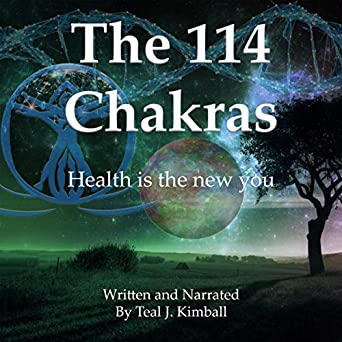 Amazon com: The 114 Chakras: Health is the New You (Audible