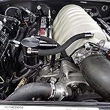 2010-2014 Chevrolet Camaro Billet Thermostat Housing Black