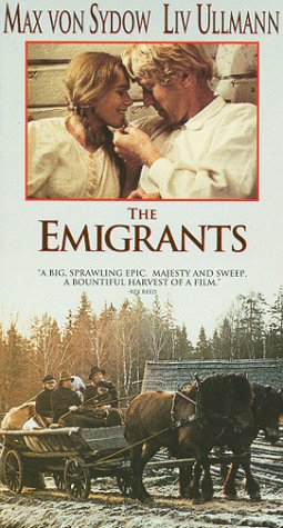 The Emigrants [VHS]